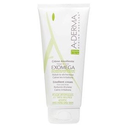 Picture of Aderma Exomega Face & Body Emollient Cream