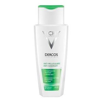 Picture of Vichy Dercos Anti-Dandruff Shampoo Dry Hair