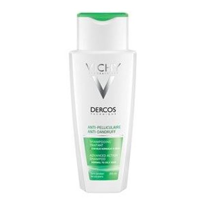Picture of Vichy Dercos Anti-Dandruff Shampoo Normal to Oily Hair