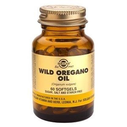 Picture of Solgar Wild Oregano Oil Softgels