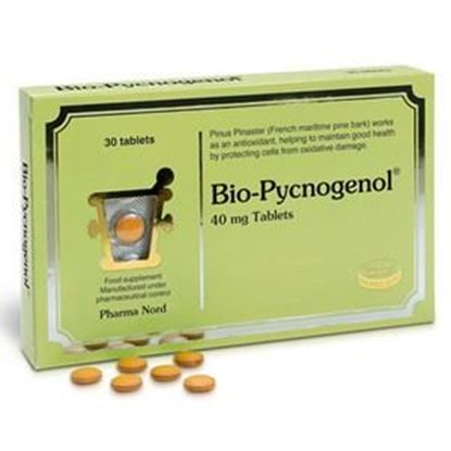 Picture of Pharma Nord Bio-Pycnogenol 40mg - 30 tablets