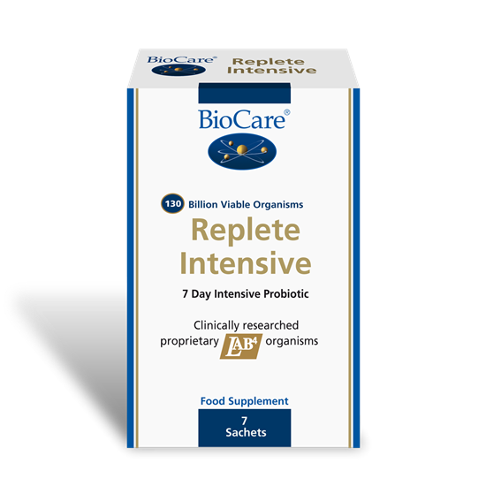 Picture of Biocare Replete Intensive Probiotic Sachets  7 Sachets