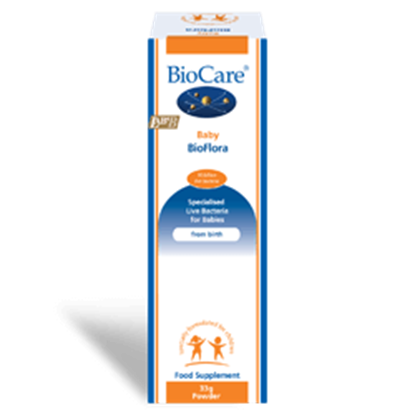 Picture of Biocare Baby Bioflora 33g