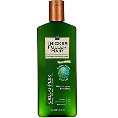 Picture of Thicker Fuller Hair Shampoo with Caffeine Energizer 355ML
