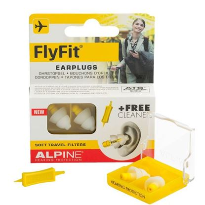 Picture of Alpine FlyFit Earplugs 1 Pair