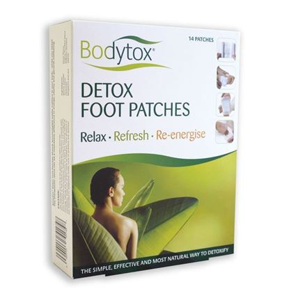 Picture of Bodytox Detox Foot Patches - 14