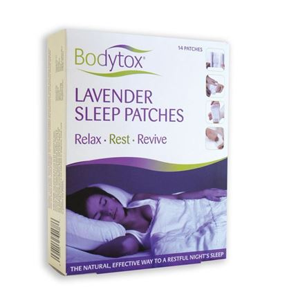 Picture of Bodytox Lavender Sleep Patches - 14