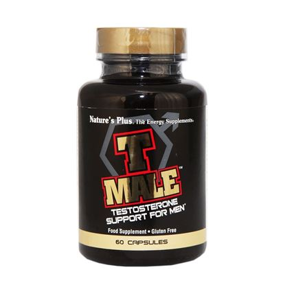 Picture of Natures Plus T Male Testosterone Support for Men - 60 caps