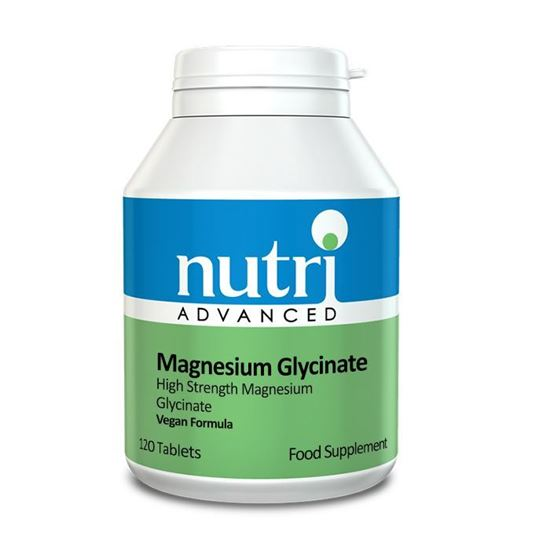 Picture of Nutri Advanced Magnnesium Glycinate  120 tabs