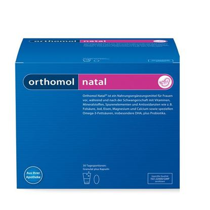Picture of Orthomol Natal 30 days