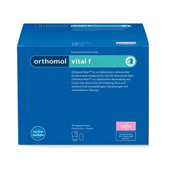 Picture of Orthomol Vital F 30 days