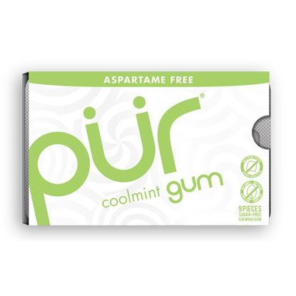 Picture of Pur Gum Blister Coolmint - 9 pieces
