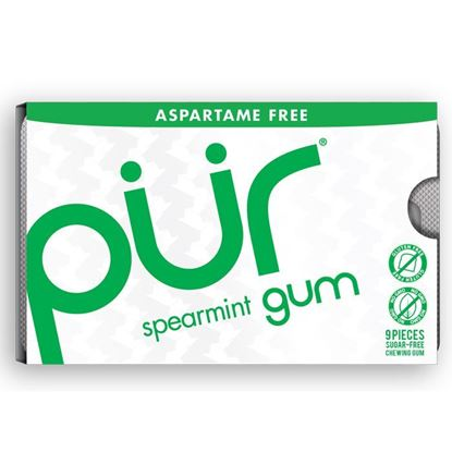 Picture of Pur Gum Blister Spearmint - 9 pieces