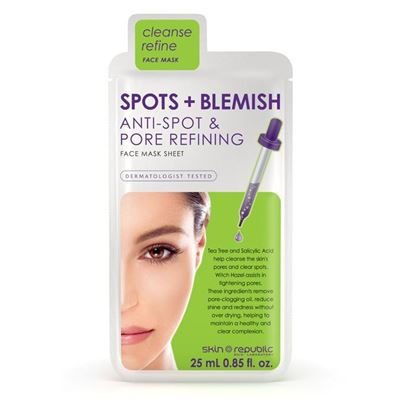 Picture of Skin Republic Face Mask Spots Blemish 25ml