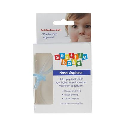 Picture of Snuffle Babe Nasal Aspirator