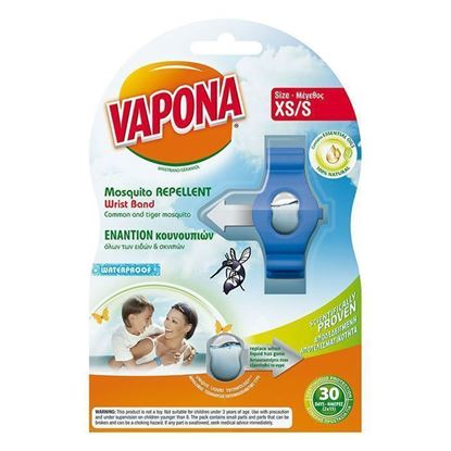 Picture of Vapona Mosquito Repellent Band 30 Days