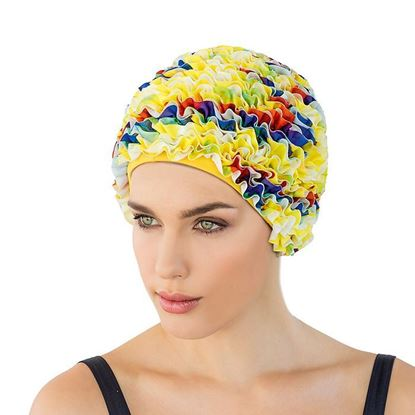 Picture of Fashy Frill Bathing Cap 3449