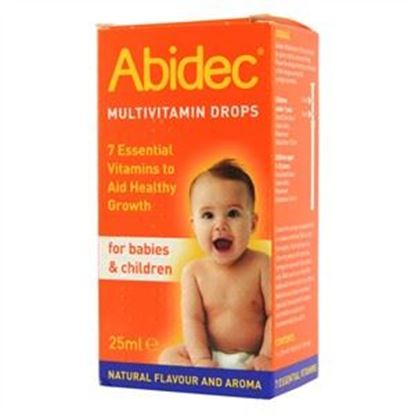 Picture of Abidec Multivitamins Drops For Babies & Children