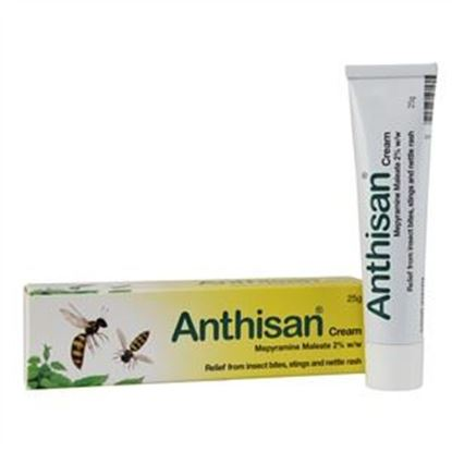 Picture of Anthisan Bite, Sting and Nettle Rash Cream - 20g