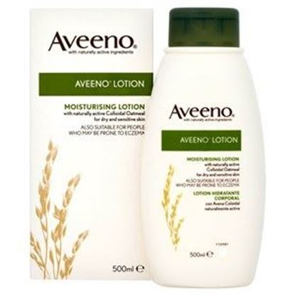 Picture of Aveeno Moisturising Lotion with Active Colloidal Oatmeal - 300ml