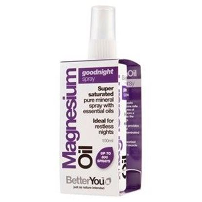 Picture of BetterYou Magnesium Oil Goodnight Spray - 100ml