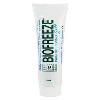 Picture of Biofreeze Pain Relieving Gel Tube - 118ml