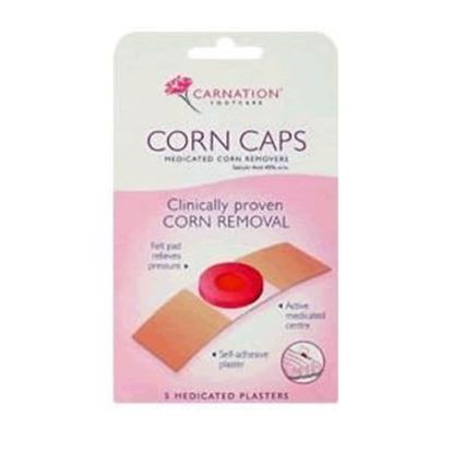 Picture of Carnation Corn Caps - 5 caps