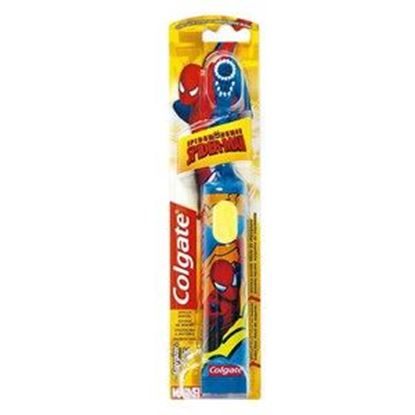 Picture of Colgate Extra Soft Battery Toothbrush - Spiderman