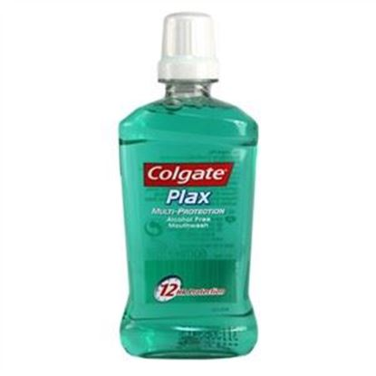 Picture of Colgate Plax Multi-Protection Alcohol Free Mouthwash - Travel Size - 60ml