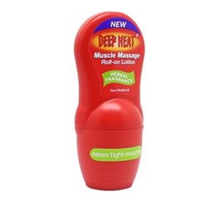 Picture of Deep Heat Muscle Massage Roll-On Lotion