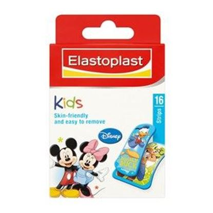 Picture of Elastoplast Disney Mickey Mouse Plasters