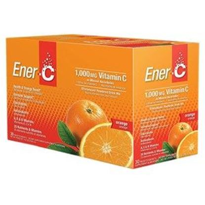 Picture of Ener-C 1000mg Vitamin C - Orange - 30 sachets
