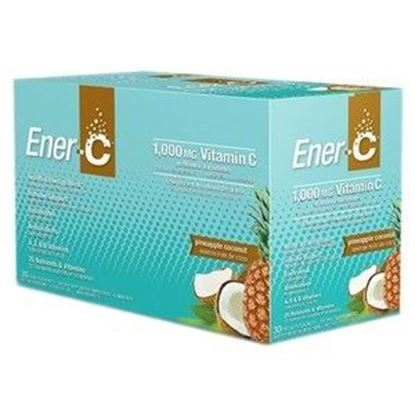 Picture of Ener-C 1000mg Vitamin C - Pinapple Coconut - 30 sachets