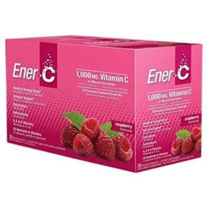 Picture of Ener-C 1000mg Vitamin C - Raspberry - 30 sachets