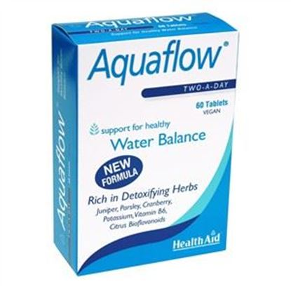 Picture of HealthAid Aquaflow Blister Tablets