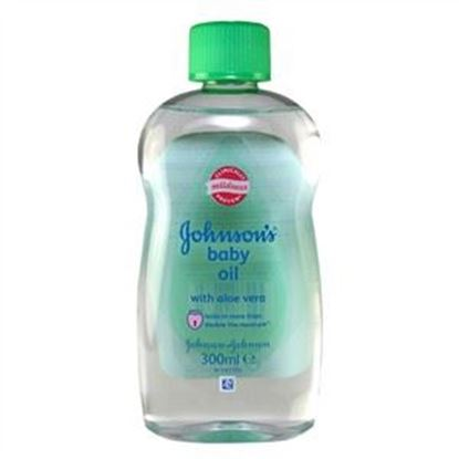 Picture of Johnson's Baby Oil With Aloe Vera - 300ml