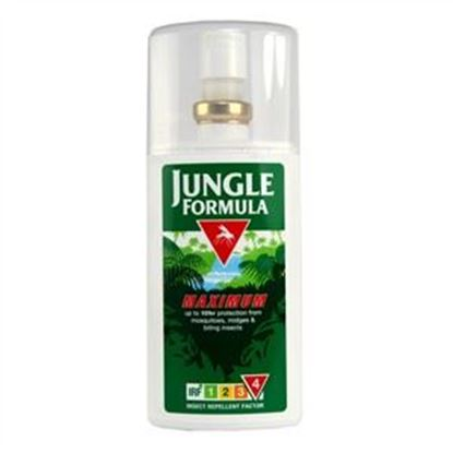 Picture of Jungle Formula  Maximum Insect Repellent Pump Spray - Factor 4 - 150ml
