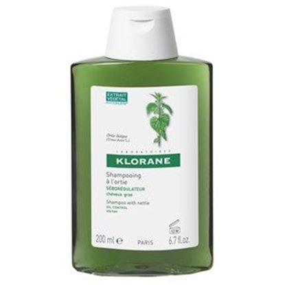 Picture of Klorane Seboregulating Treatment Shampoo with Nettle