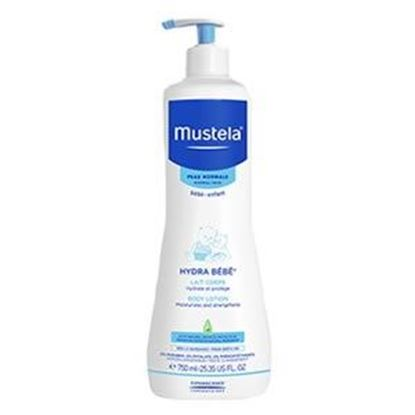 Picture of Mustela Hydra Bebe Body Lotion