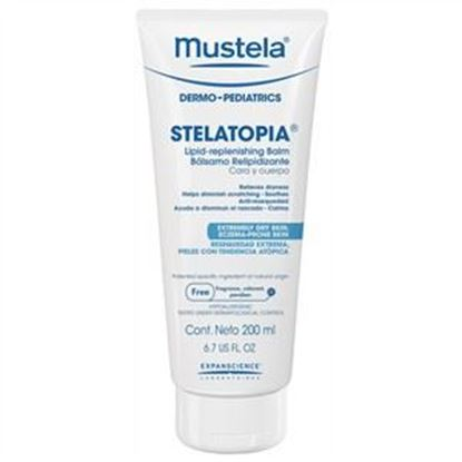 Picture of Mustela Dermo-Pediatrics Stelatopia Lipid-Replenishing Balm - 200ml