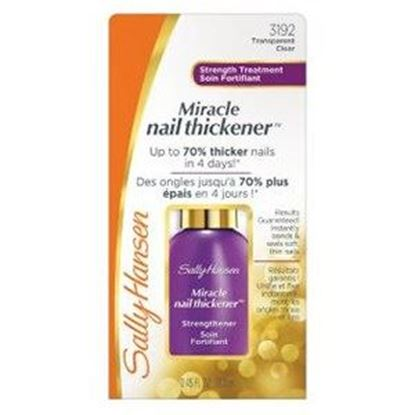 Picture of Sally Hansen Miracle Nail Thickener for Soft, Thin Nails