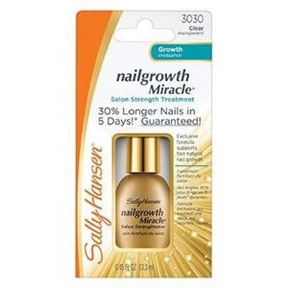 Picture of Sally Hansen Nailgrowth Miracle Clear Treatment