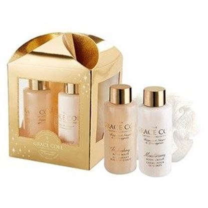 Picture of The Grace Cole Gifting Collection Begamot, Ginger & Lemongrass Indulge Gift Set