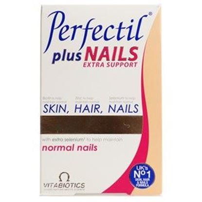 Picture of Vitabiotics Perfectil Plus Nails - 60 tablets