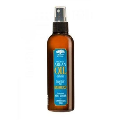 Picture of Argania Spinosa Organic Argan Oil - Heat Styler - 200ml