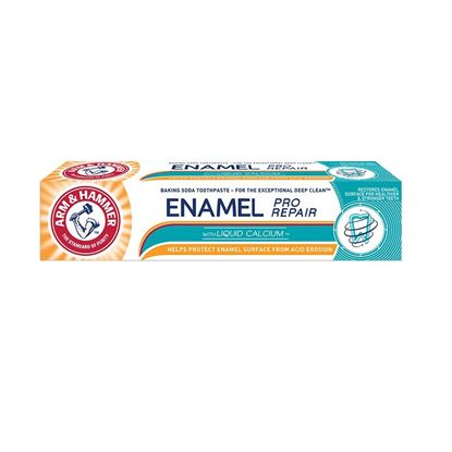 Picture of Arm & Hammer Enamel Pro Repair Toothpaste with Liquid Calcium