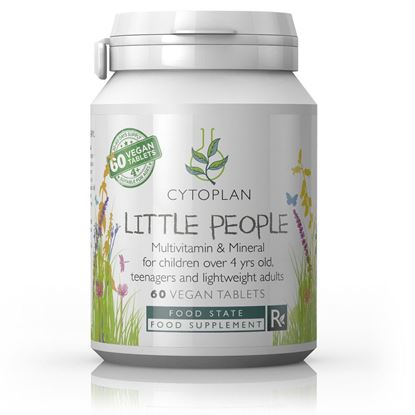 Picture of Cytoplan Little People - 60 vegan tablets