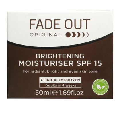 Picture of Fade Out Original Brightening Moisturiser SPF 15 - 50ml