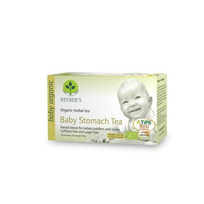 Picture of Neuner's Baby Stomach Tea - 20 bags