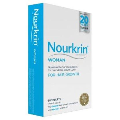 Picture of Nourkrin Woman with Marilex - 60 tablets